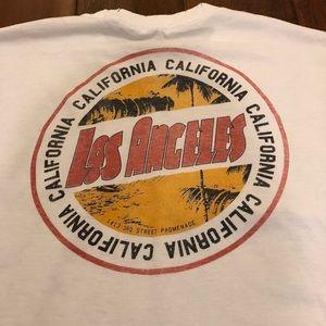 Brandy Melville Tops - Brandy Melville crop T-shirt